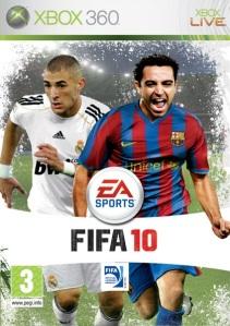 FIFA10 PortadaXbox