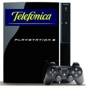 PS3-Telefonica