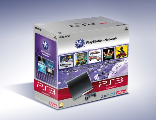 PS3slim-PackPSN